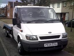 ford transit mk6 recovery truck manual diesel great for