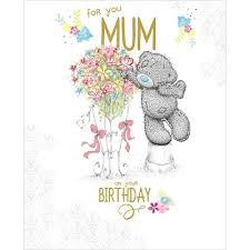 mum birthday large bear card 4 99 tatty