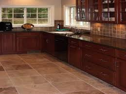 types of kitchen floor tiles attractive modern kitchen flooring
