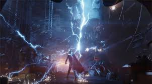 just how powerful is thor s axe stormbreaker
