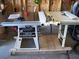 Contractor Table Saw Reviews Best 25 Delta Table Saw Ideas On Pinterest Festool Table Saw