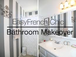 easy bathroom makeover ideas easy rental bathroom makeover
