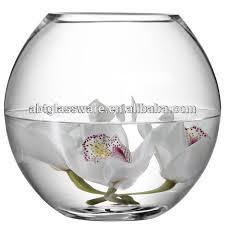 Round Glass Vase Glass Vase With Round Bottom Glass Vase With Round Bottom
