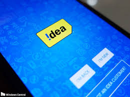 Idea Cellular Bill Desk Idea Cellular In India Launches Its Official My Idea Windows Phone