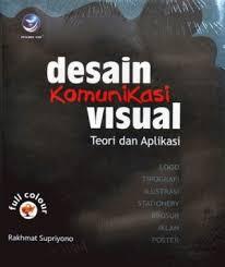 cara desain komunikasi visual jual buku desain komunikasi visual teori dan aplikasi