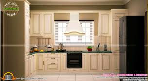 dining drawing living kitchen interior kerala home design and