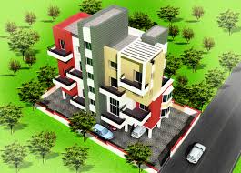 Home Architecture Design Online India Our Green Round Home A Project Diary About Building Floor Plans