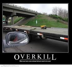 Overkill Meme - overkill reposti