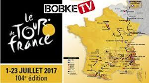 Tour De France Map by 2017 Tour De France Route Preview Youtube
