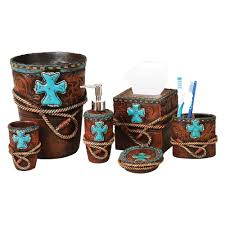 cowboy bathroom ideas artistic 100 turquoise bathroom accessories sets images home living