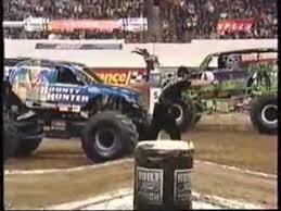 2005 ushra monster trucks houston tx racing 2