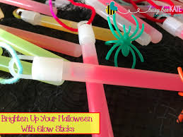 brighten up your halloween with glow sticks u2013 busy bee kate