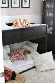 Mini Bunk Beds Ikea My Deers Diy Mini Bunk Beds For Toddlers Costs Less Than