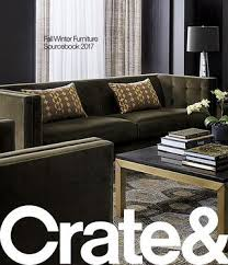 crate and barrel phoenix work table furniture resource guide spring summer 2016 by crate and barrel