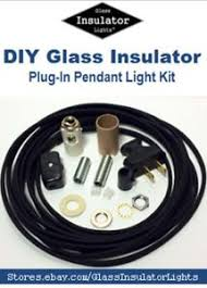 Pendant Light Parts Insulator Swag Light Kit Plug In Pendant Lights Parts Kit Diy
