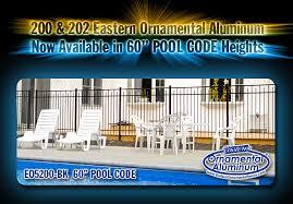 eastern wholesale fence llc eastern ornamental aluminum now