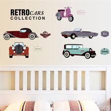 bedroom wall stickers cartoon cars child room wall stickers for kids room boy bedroom wall