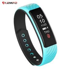bracelet heart rate monitor images Lemfo w810 bluetooth 4 0 smart bracelet heart rate monitor alarm jpg
