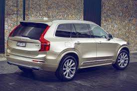 xc90 msrp 2016 volvo xc90 pricing and specifications photos 1 of 13