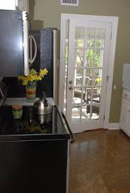 kitchen door ideas kitchen tour and andy s cottage galley patios doors