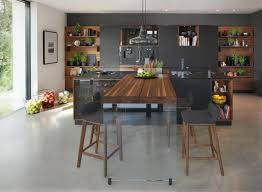 Design Line Kitchens by Black Line Kitchen Fitted Kitchens From Team 7 Architonic