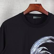 13 cosas que nunca esperas en casas americanas summer mens striped printing t shirts