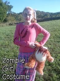 Girls Zombie Halloween Costume Zombie Costume Vote Country Chic