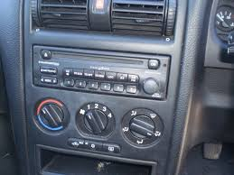 holden astra radio cd player ts 98 06 auto parts recyclers