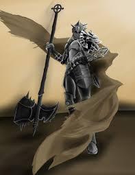 lone wolf warrior by namgung on deviantart
