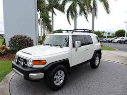 2010 used toyota fj cruiser rwd 4dr automatic at royal palm nissan