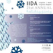 Home Expo Design Center Virginia 2015 Holiday Parties Iida Va Wv Chapter