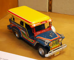 philippine jeepney object toy institute of texan cultures collections blog