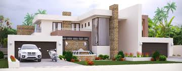 superior african house plans modern style house plan 4 bedroom