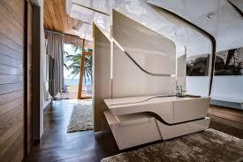 Modern Beachy Interiors Add The Ocean Inspired Iniala Beach House To Your Bucket List