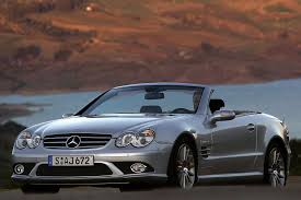 2007 mercedes benz sl class information and photos zombiedrive