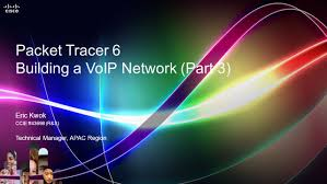 packet tracer 6 building a voip network part 3 ppt download
