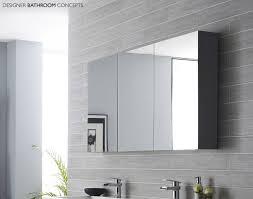 bedroom elegant wall mounted bathroom mirror storage cabinet