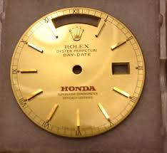 cool honda logos rolex logo or specialty dials from the past updated ongoing