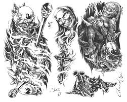 tattoo gangsta sketch google u0027da ara tattoizm pinterest