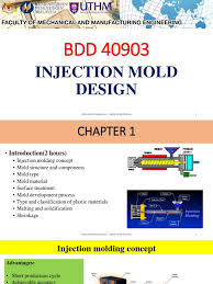 bdd 40903 injection mold design chapter 1 pdf casting