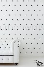 vinyl wall sticker decal art small polka dots zoom