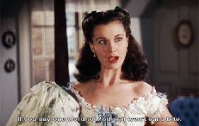 Gone With The Wind Meme - gone with the wind vintage gif find share on giphy