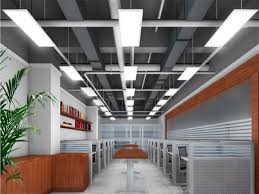 Ceiling Lights For Office How To Install Led Panel Lights