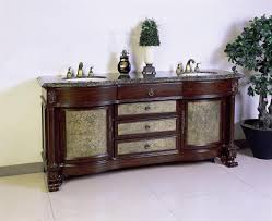 Dark Cherry Sofa Table by Legion Lf64c Dark Cherry Antique Double Sink Vanity With A Baltic