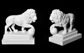 lions statues st augustine lions announces new marble replicas of the lion