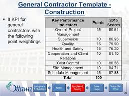 city of ottawa eprocurement pilot project u0026 vendor performance