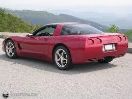 2000 corvette quarter mile 2000 chevrolet corvette c5 coupe id 16476