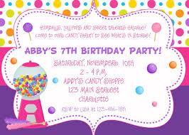 birthday invitation birthday invitation exles best party ideas