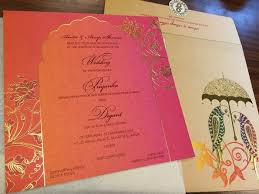 contemporary indian wedding invitations how to choose indian wedding invitation wording jeremisep