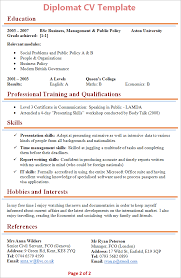 Resume Computer Skills Examples by Cv Template By Skills